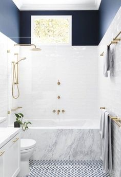 If always believed that freestanding bathtubs are the height of luxury: think again. This gallery of inspiring inset bathtub design ideas wi. 20 inset bathtub design ideas that steal the spotlight, Diy Bathroom, Bathroom Renos, Modern Bathroom, Bathroom Remodeling, Remodeling Ideas, Master Bathroom, Bathroom Styling, Bathroom Marble, Bathroom Cabinets