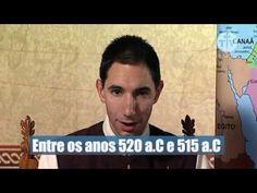 História Sagrada 72 -- O impasse da reconstrução do templo - YouTube