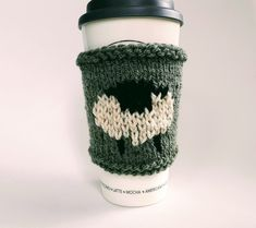 Your place to buy and sell all things handmade Knitted Tea Cosies, Coffee Sleeve, Cosy, Hand Knitting, Knits, Sheep, Buy And Sell, How To Make, Handmade