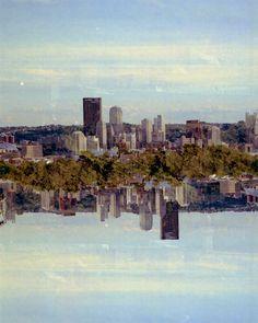 symmetry skyline: surreal photography. fine by FieldsOfAphelion