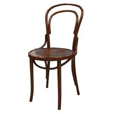 Can´t imagine any proper Cafe without this chair of chairs :) Dining Chairs, Canning, Styles, Furniture, Home Decor, Products, Dinner Chairs, Homemade Home Decor, Dining Chair
