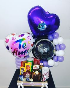 Gift Baskets, Chips, Snacks, Gifts, Creative Crafts, Creativity, Sympathy Gift Baskets, Appetizers, Presents