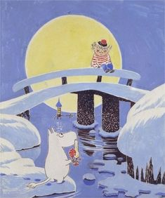 50 Lessons That Moomins Can Teach You About Life