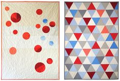 Carson Too modern quilts