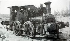 """cloggo: """"If Master Li and I were to own a locomotive it would have to be very much like this. Bags of complication. Live Steam Locomotive, Old Trains, Vintage Trains, Landscape Wallpaper, Steam Engine, Dieselpunk, Transportation, Steampunk, Vehicles"""