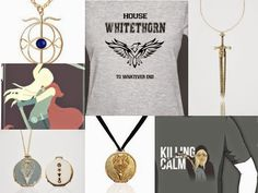 Throne of Glass Themed Gifts - Throne of Glass