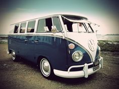 vw - bus - van -  this is the last year they will ever be built