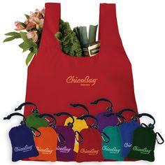 ChicoBag reusable bags.