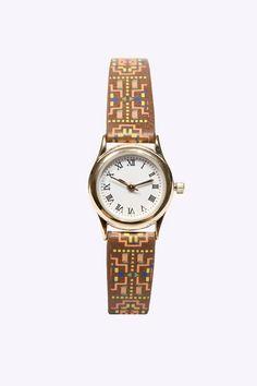 Aztec Strap Watch  Was £24.00  Now £12.00