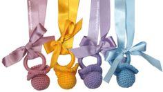 tutorial: chupones o chupetes como souvenir para baby showers!