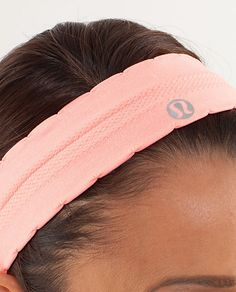 lululemon headbands...love for sports!!!
