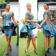 2019 Fabulous Ankara Short Gown Design For African Designs Styles To Check out Source by correctkid women dresses Latest Ankara Dresses, Ankara Short Gown, Ankara Skirt And Blouse, Ankara Dress Styles, African Print Dresses, African Fashion Ankara, Latest African Fashion Dresses, African Print Fashion, Africa Fashion