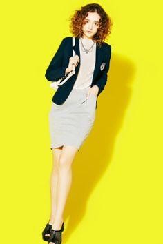 turno jeana 2014SS Vol.2  model:Bianka