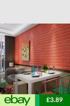 Plus Populaire 3d Papier Peint Au Plafond 3d Brique Papier Peint
