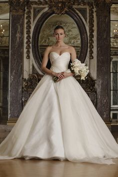 Romona Keveza Luxe Bridal Collection Spring2016