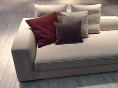 For a stylish and modern sofa.