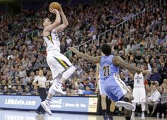 Gordon Hayward is vital to Jazz's recent surge, potential = Gordon Hayward is one of those really, really good NBA players known for always being on the cusp of All-Star level. He has the misfortune of playing at the same time as remarkable wing talent such as LeBron.....