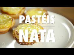 Receita de Pastéis de Nata em vídeo | Gourmet a Dois