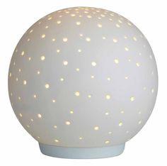 Wishbone Hobart — Bola Porcelain Lamp