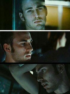 Chris Evans as Mace in Sunshine