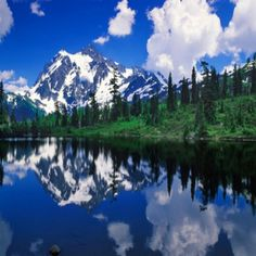 Washington Cascade Mountains