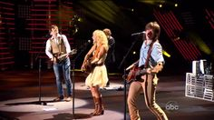 The Band Perry - If I Die Young/ You Lie - CMA Music Fest 2011 [HD 720]