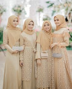 Model Kebaya Modern, Kebaya Modern Dress, Kebaya Dress, Model Kebaya Muslim, Dress Brokat Modern, Kebaya Hijab, Dress Brukat, Hijab Dress Party, Hijab Style Dress