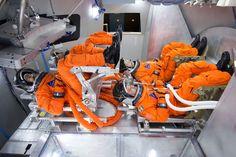 Orion cockpit