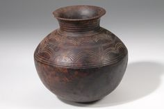 POT AFRICAN ETHNOGRAPHIC COLLECTION