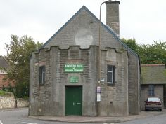 The Kingdom Hall in Lothian Great Britain
