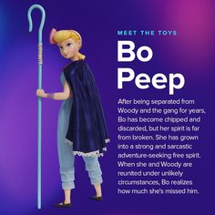 Disney Movies To Watch, Best Disney Movies, Good Movies, Toy Story Series, Toy Story Movie, Disney Pixar, Disney Toys, Bo Peep Toy Story, Nursery Rhyme Characters