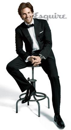 Mr. Cooper in @Esquire Magazine