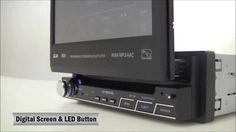 """video de Auto-rádio com ecrã 7"""" DVD, Bluetooth, Ipod e USB Model uti030338: http://youtu.be/HZmc8Ua8zD8 via @YouTube"""