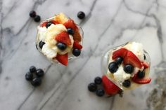 Easy Berry Trifle Re