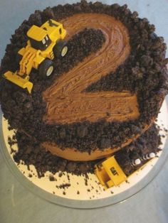 Tonka Truck Cake, Truck Cakes, Cupcakes, Cake Mix Cookies, Kids Construction Cake, Construction Birthday Cakes, Birthday Cake Kids Boys, Happy Birthday, Digger Birthday Cake