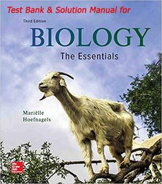 Organic chemistry 9th edition wade test bank test banks solutions test bank solution manual for biology the essentials 3rd edition product details by marille hoefnagels author publisher mcgraw hill higher education fandeluxe Gallery