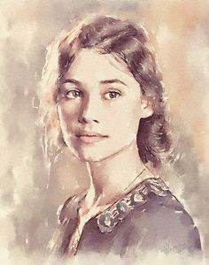"""Astrid Bergès-Frisbey"" 