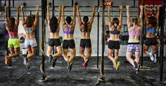 Great read about a woman's personal CrossFit Story. Definitely unleashes the feels!