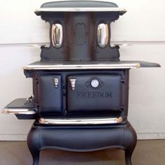 O G Thomas Model Home Herald Wood Cooking Stove 800