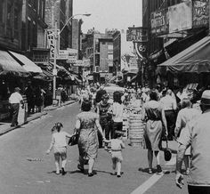 1960s North Boston Massachusets Street Storefront Vintage Photo | by Christian…