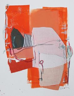 Karin Olah - Fabric and Mixed Media Artist