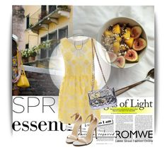 """""""Romwe 1/1"""" by dinna-mehic ❤ liked on Polyvore featuring VERONA, Lucky Brand and romwe"""