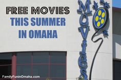 FREE or Cheap Summer Movies in Omaha | Family Fun in Omaha