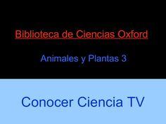 Conocer Ciencia - Las Plantas y La Agricultura - Biologia 3 by Leonardo Sanchez Coello via slideshare