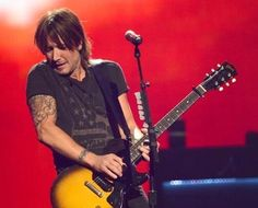 Keith Urban in concert.  #country #music #concert