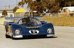 1971 Ferrari 512M,David Hobbs, Sebring, Penske