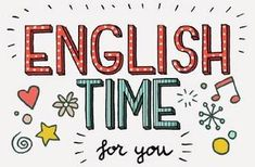 In this class I hope to improve my English and grammar English Time, English Course, English Fun, English Study, English Class, Learning English For Kids, Learning English Online, Education English, Teaching Spanish
