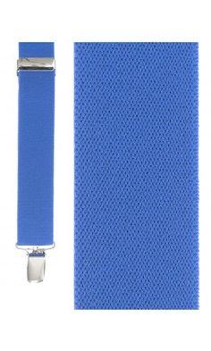 Aqua Newport Suspenders