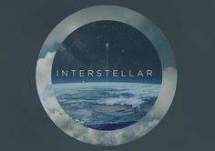 LA-based creative director James Fletcher created this awesome series of alternative Interstellar posters.  More graphic design via Behance