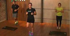 As tradicionais aulas de aeróbico oferecidas pelas academias de ginástica estão ficando para trás. C...